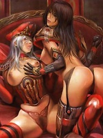 Porn World of Warcraft