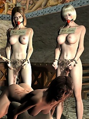Innocent Priestess is poked by Knight and cums