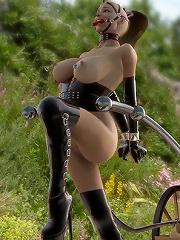 3D BDSM Comics