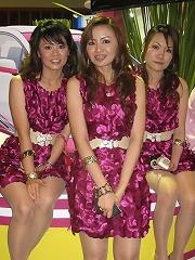 Thai pretty girls