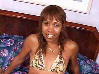 Chloe Black Bedroom Ebony Fuck